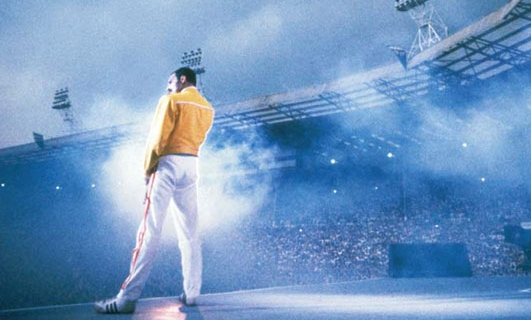 Queen en directo en Wembley, 1986