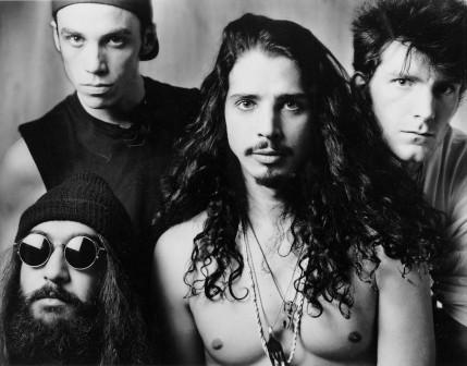 Soundgarden. La banda de rock a principios de los 90