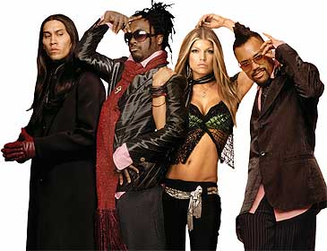 Videos musicales de Black Eyed Peas