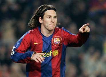 Videos de goles y jugadas de Leo Messi
