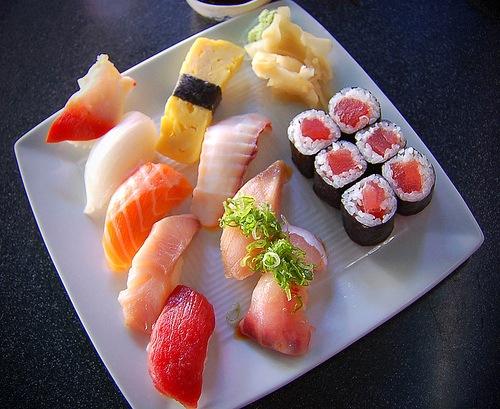 Videos para aprender como hacer sushi