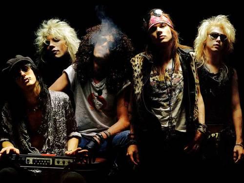 Guns n Roses, videos, directos