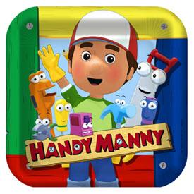 Videos con capitulos de la serie de dibujos animados Manny Manitas