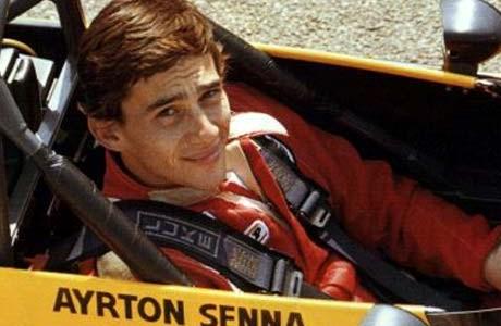 Videos de Ayrton Senna, piloto de Formula 1