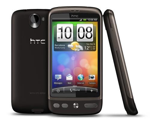 Videos del HTC Desire