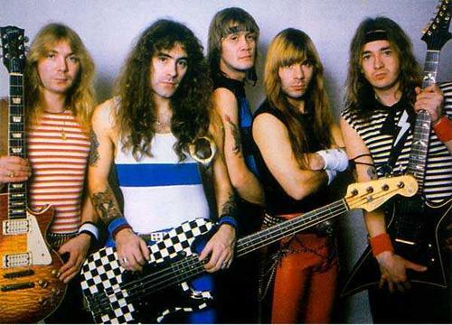 Videos de Iron Maiden