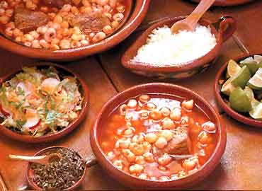 Videos de recetas de comida mexicana