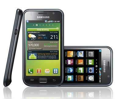 Videos del Samsung Galaxy S