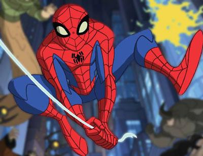 Capitulos de los dibujos animados del espectacular spiderman