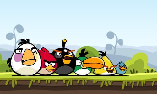 Videos del juego Angry Birds